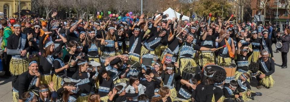 Hem guanyat el premí a la millor Comparsa Infantil -Carnaval 2019